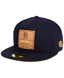 New Era Detroit Tigers Vintage Team Color 59FIFTY FITTED Cap