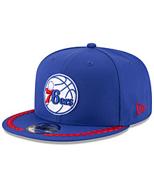 New Era Philadelphia 76ers Destroyer 9FIFTY Snapback Cap