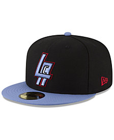 New Era Los Angeles Clippers Dark City Combo 59FIFTY FITTED Cap