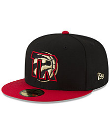 New Era Toronto Raptors Dark City Combo 59FIFTY FITTED Cap