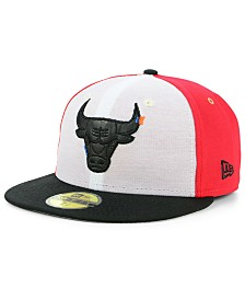 New Era Chicago Bulls Deconstructed 59FIFTY Fitted Cap