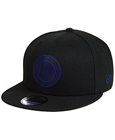 New Era Indiana Pacers Circular 9FIFTY Snapback Cap