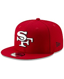 New Era San Francisco 49ers Logo Elements Collection 9FIFTY Snapback Cap