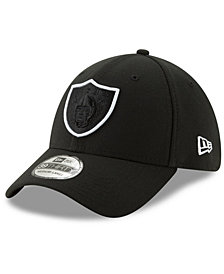 New Era Oakland Raiders Logo Elements Collection 39THIRTY Cap