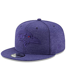 New Era Baltimore Ravens Tonal Heat 9FIFTY Snapback Cap