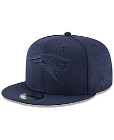 New Era New England Patriots Tonal Heat 9FIFTY Snapback Cap