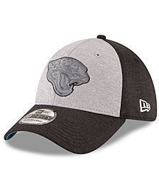 New Era Jacksonville Jaguars Ref Logo 39THIRTY Cap
