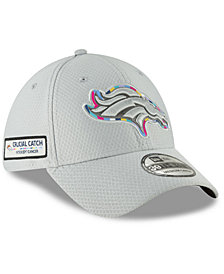 New Era Denver Broncos Crucial Catch 39THIRTY Cap