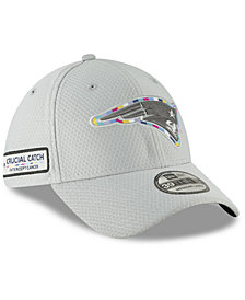 New Era New England Patriots Crucial Catch 39THIRTY Cap