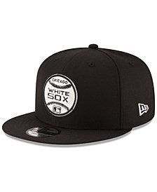 New Era Chicago White Sox Vintage Circle 9FIFTY Snapback Cap