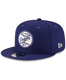 New Era Los Angeles Dodgers Vintage Circle 9FIFTY Snapback Cap