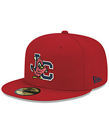 New Era Johnson City Cardinals 2001 Capsule 59FIFTY FITTED Cap