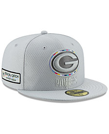 New Era Green Bay Packers Crucial Catch 59FIFTY FITTED Cap