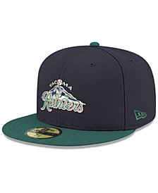 New Era Tacoma Rainiers 2001 Capsule 59FIFTY FITTED Cap