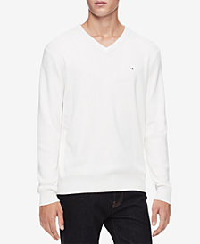Calvin Klein Men's Ribbed Sweater