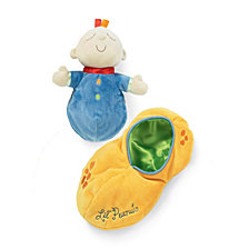 Manhattan Toy Snuggle Pods Lil Peanut Baby Doll