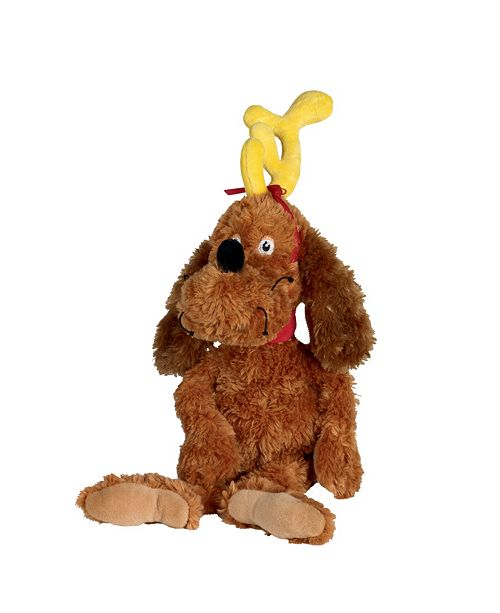 Manhattan Toy Company Manhattan Toy Dr. Seuss Max The Dog 14 Inch Soft Plush Toy
