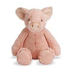 Manhattan Toy Lovelies Pink Piper Pig 12 Inch Plush Toy