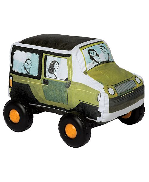 Manhattan Toy Company Manhattan Toy Bumpers Suv Toy Vehicle