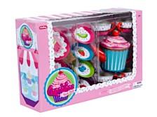 Schylling Cupcake Tin Tea Set