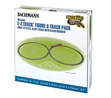 Bachmann Trains E Z Track Figure 8 Track Pack Ho Scale