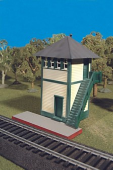 Bachmann Trains Thomas And Friends Switch Tower Scenery Item Ho Scale