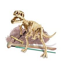 Kidzlabs Dig A Dinosaur Tyrannosaurus Rex Skeleton - Dinosaur Toy