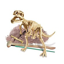 4M Kidzlabs Dig A Dinosaur Tyrannosaurus Rex Skeleton