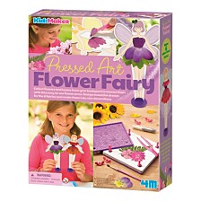 4M Kidzmaker Pressed Art Flower Fairy