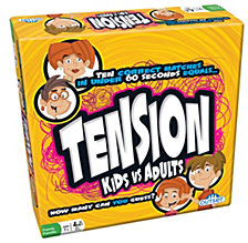 Cheatwell Games Tension Kids Vs. Adults Game