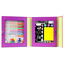 Spicebox Fun With Color And Gel Pens Craft Kit