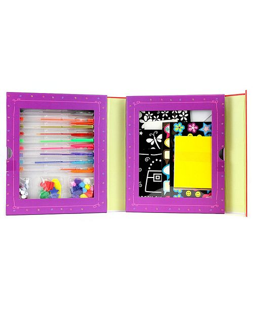 bae48e27b Spicebox Fun With Color And Gel Pens Craft Kit & Reviews - Kids - Macy's