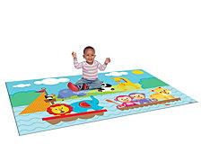 Tcg Toys Fisher Price Memory Foam 2 Sided Jumbo Gelli Mat Play Mat