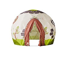 Fairy House Indoor Canvas Playhouse Play Tent For Kids