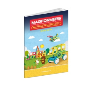 Magformers My First Play Set 100 Piece Magnetic Construction Set