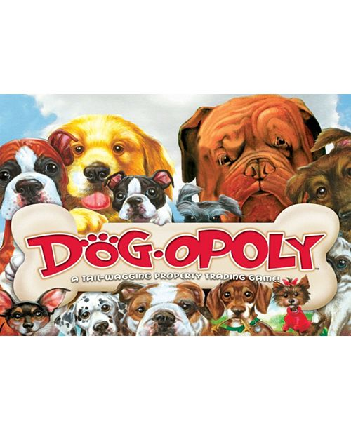 Late for the Sky Dogopoly
