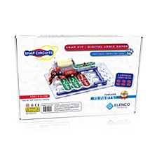 Snap Circuits Digital Logic Gates Discovery Set