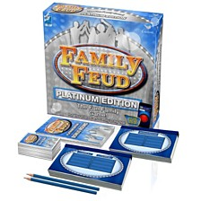 Cardinal Games Platinum Edition Family Feud Board Game