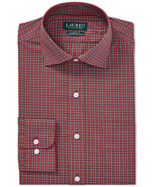 Lauren Ralph Lauren Men's Classic Fit Stretch Dress Shirt