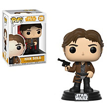 Funko Pop Star Wars Solo, A Star Wars Story Collectors Set Han Solo, Chewie With Goggles, Lando Main Outfit And L3 37