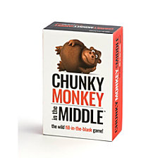 The Good Game Company Chunky Monkey In The Middle Board Game