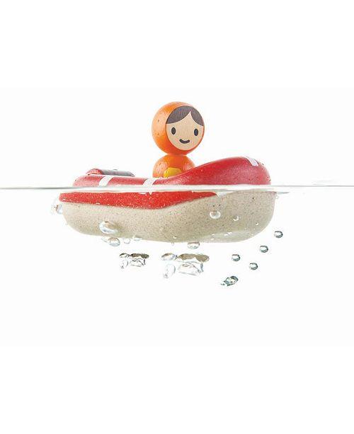 Plan Toys Plantoys Coastguard Boat Water Toy