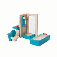 Plantoys Dollhouse Bathroom Neo Style Furniture