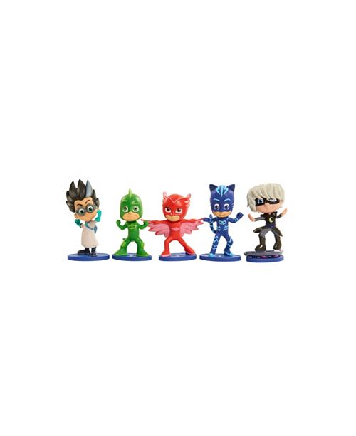 Just Play Pj Masks Collectible 5 Figure Set