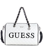 GUESS Sweet Candy Logo Satchel 91c8bc669f54