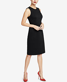 RACHEL Rachel Roy Anabell Seamed Sheath Dress