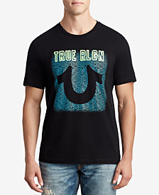 True Religion Men's Neon Sign T-Shirt
