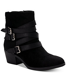 American Rag Caryl Booties, Created for Macy's
