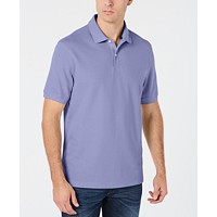 Macys deals on Club Room Mens Classic Fit Performance UPF Polo