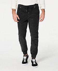 American Rag Men's Corduroy Jogger Pants, Created for Macy's
